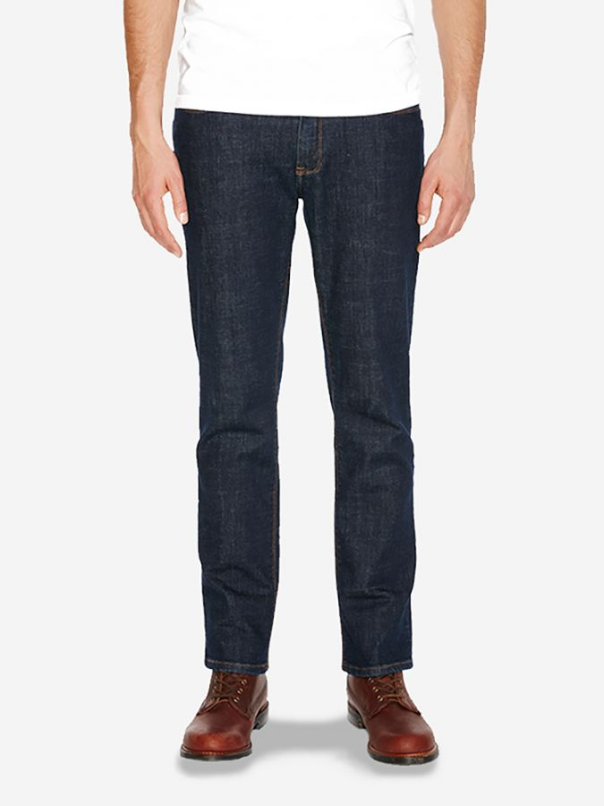 Straight - Wooster - Dark Blue
