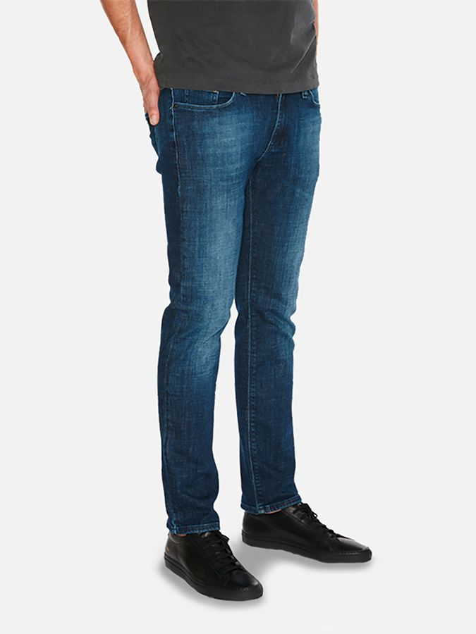 Slim - Wooster - Medium Blue