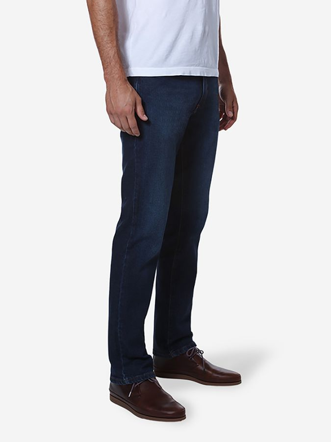 Straight - Benson - Medium/Dark Blue