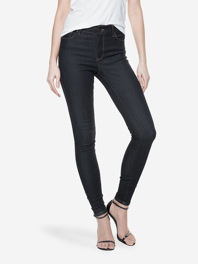 High Rise Skinny - Jane - Dark Blue