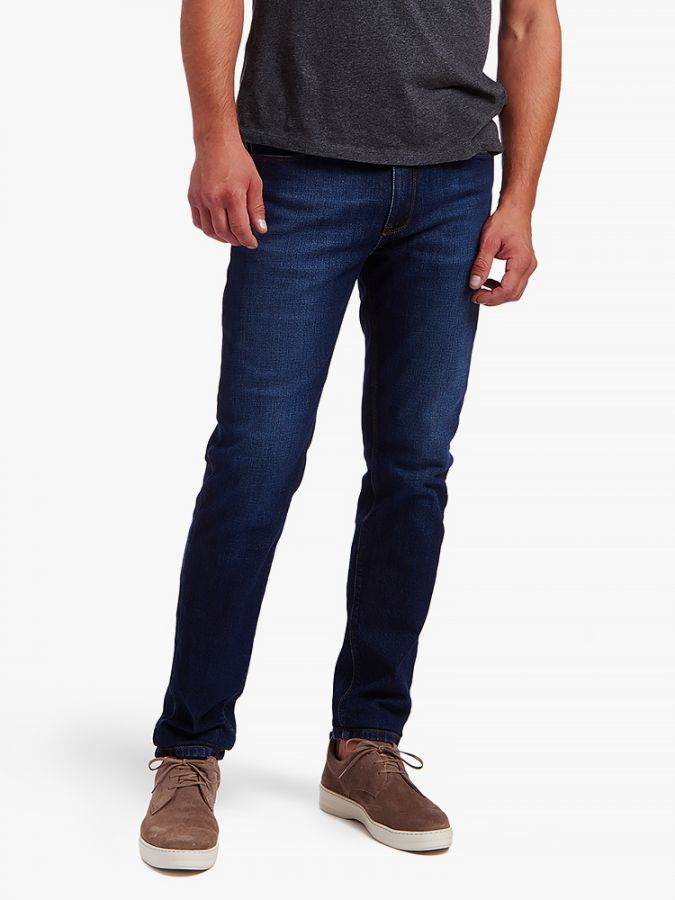 Skinny - Hubert - Medium/Dark Blue