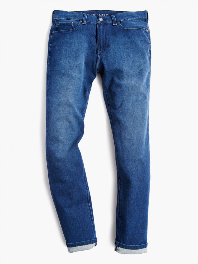 Slim - Broome - Medium Blue