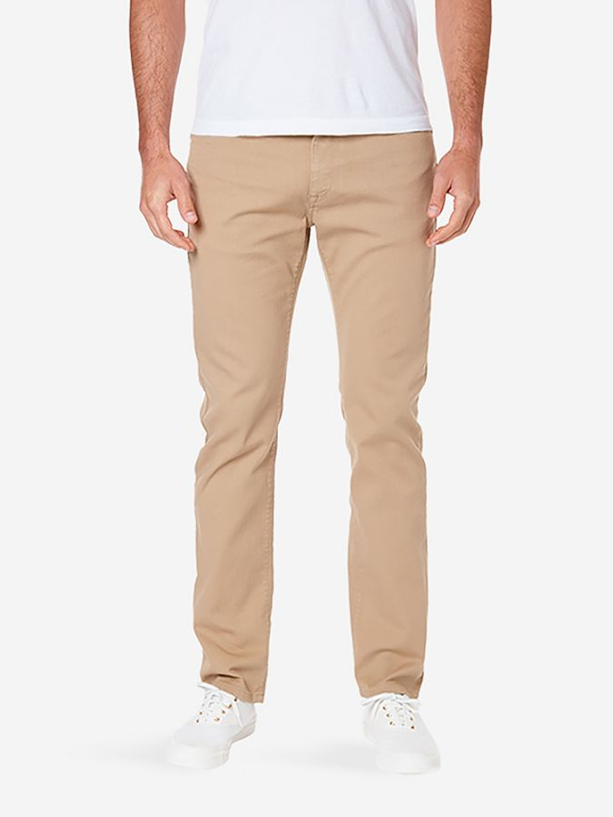 Slim - Mercer - Light Khaki