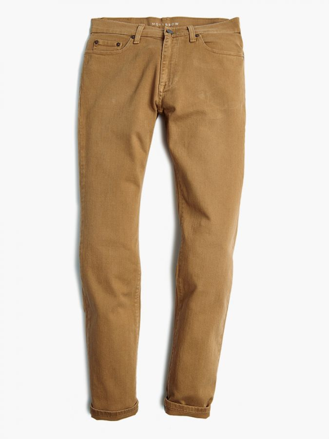 Straight - Mercer - Khaki