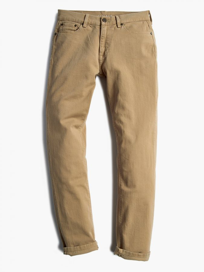 Skinny - Mercer - Light Khaki