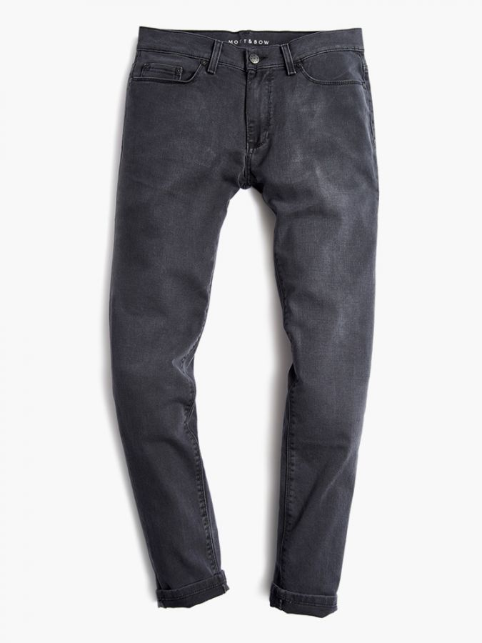 Slim - Stone - Medium Gray